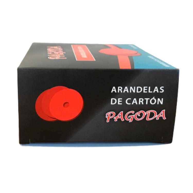 ARANDELAS DE CARTON PAGODA