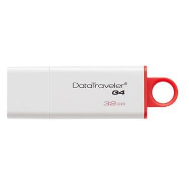 PENDRIVE KINGSTON 32GB DTIG4 BLANCO