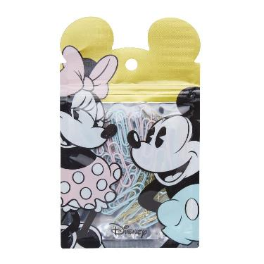 CLIPS MOOVING 33 MM MICKEY & MINNIE PASTEL BLISTER